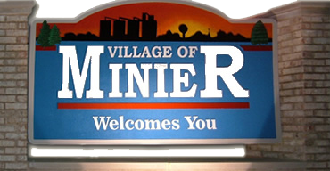 Village of Minier Illinois - A Place to Call Home...